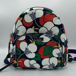 NWT KATE SPADE Floral Backpack